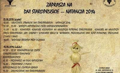 Dni Staropruskie Natangia 2014