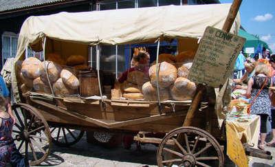 Targi w Starym Polu. Będzie smacznie i tradycyjnie