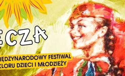 Festiwal Folkloru Dzieci i Młodzieży TĘCZA