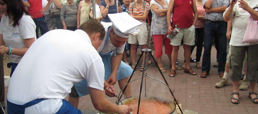 Niedziela upłynie pod znakiem Regionalnego Święta Ryby
