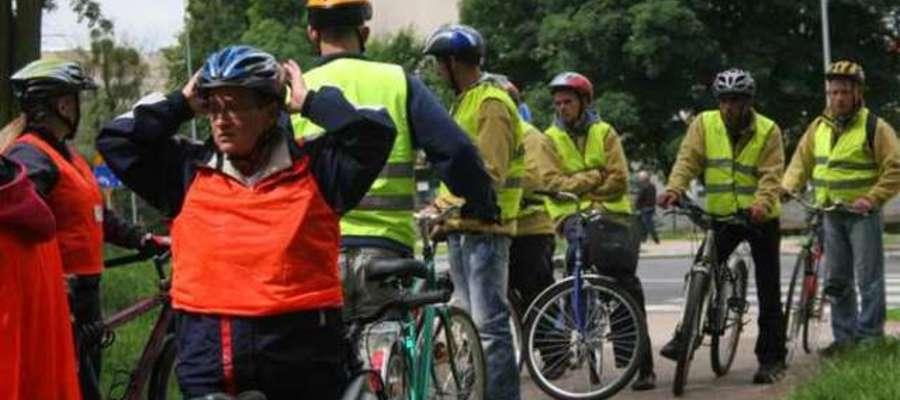 Integracyjny rajd rowerowy Pro Familia