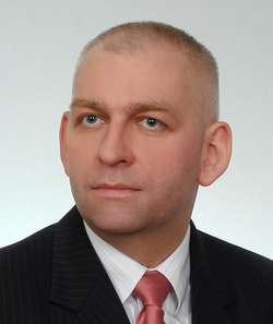 Historyk Grzegorz Mrowiński