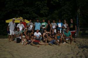 II Otwarte Mistrzostwa w Plażowej Piłce Siatkowej we Fromborku