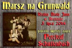 W weekend przybądź do Krainy Brata Jana na Marsz na Grunwald!