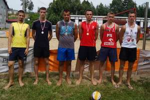Siatkarze z Lidzbarka wygrali w Rybnie