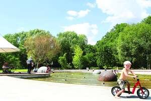 Park Centralny, czyli zielona wizytówka w samym sercu Olsztyna