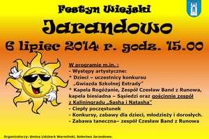 Festyn wiejski w Jarandowie