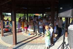 Biesiadą zakończyli letnie zajęcia dla dzieci