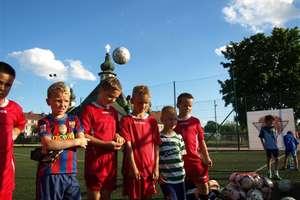 Obóz przygotowawczy najmłodszych zawodników Mazura Ełk.