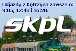 Pociąg turystyczny do Węgorzewa