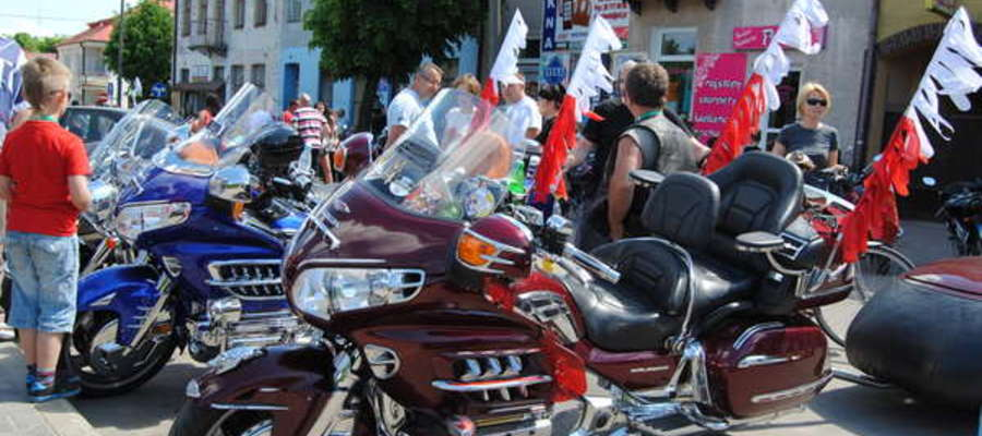To będzie kolejna impreza organizowana przez makowski klub motocyklowy