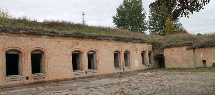Projekt rewitalizacji fortu nr 1 ma być gotowy do połowy grudnia
