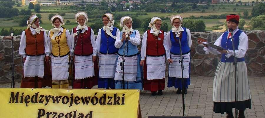 Na festiwal przyjechały zespoły z różnych stron Polski