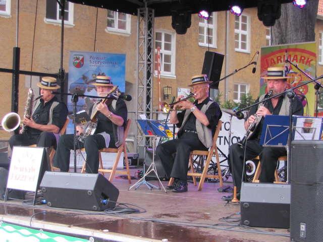 Mazurski Jazz Jarmark  w Szczytnie  - full image