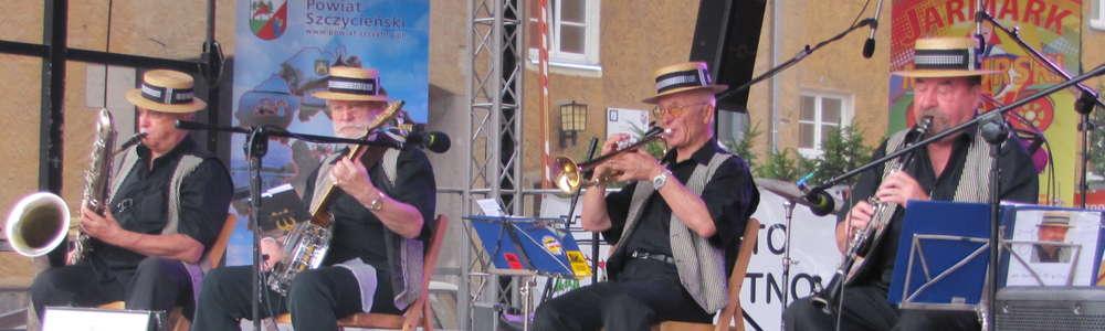 Mazurski Jazz Jarmark  w Szczytnie