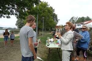 Wakacyjny turniej siatkówki w Świętajnie