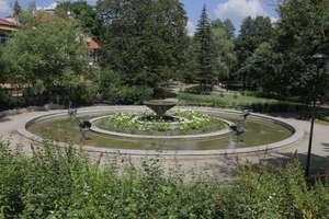 Park Podzamcze rośnie z dnia na dzień