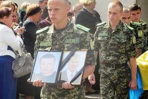 Polacy giną za wolną Ukrainę