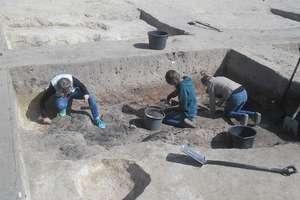 Srebrne monety odkryte pod Barczewkiem