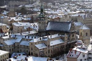 Lwów: kościół bernardynów