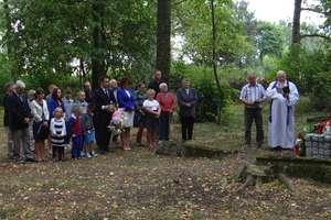 Ku pamięci pochowanych na ewangelickim cmentarzu
