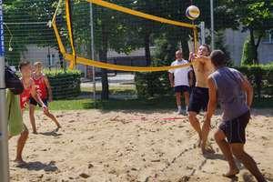 Zagraj w plażówkę w Działdowie
