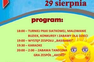 Festyn w Podławkach