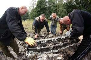 Odkryli fragmenty niemieckiego bombowca