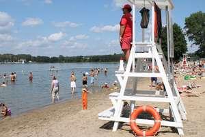 W sierpniu dostęp do Plaży Miejskiej w Olsztynie będzie ograniczony