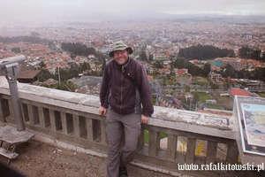 Ekwadorskie przygody Majkela