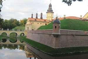 Nieśwież: zamek Radziwiłłów
