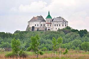 Zamek w Olesku. To tutaj urodził się Jan III Sobieski