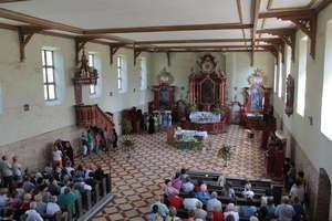Tłokowo: kościół świętego Rocha