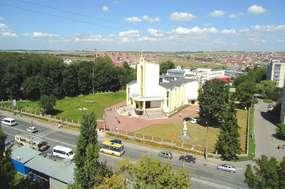 Kościół p.w. Chrystusa Króla Wszechświata w Chmielnickim (Ukraina)