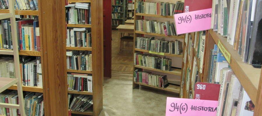 W gminnych bibliotekach najczęściej pojawia się rzecz jasna młodzież szkolna