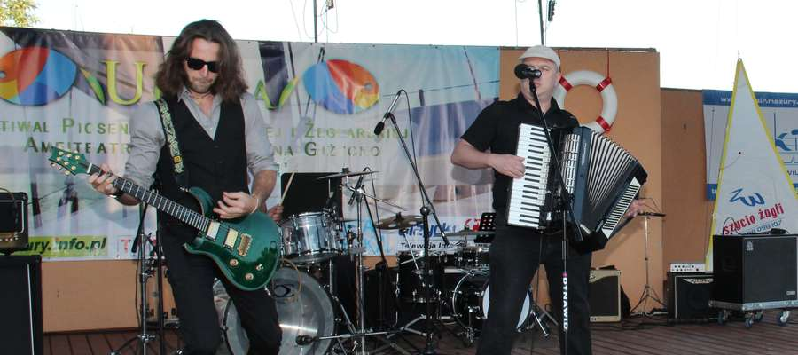 Moly Mallone's zagra w sobotę w Kruklankach