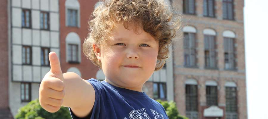 — Jeszcze pół roku temu wahaliśmy się, czy posłać synka do szkoły — mówi Agnieszka Warsza, mama Bruna