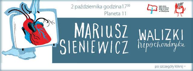 Mariusz Sieniewicz w Planecie 11 - full image