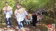 Uroczystości poświęcenia Kalwarii Miadziolskiej