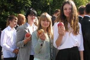 Jabłka na dobry początek