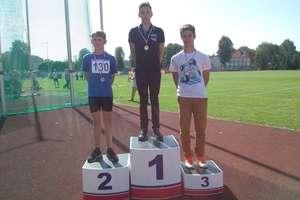 Kolejne medale na koncie młodych sportowców