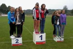 Dobre wyniki młodych atletów