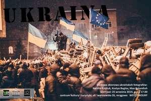 Ukraiński dramat na fotografiach