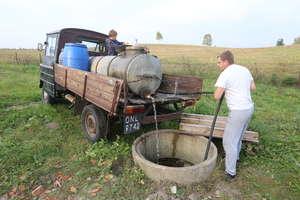 Mieszkańcy gminy Barczewo modlą się o wodę