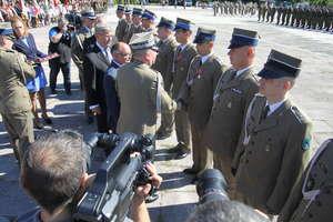 Obchody 20-lecia brygady zmechanizowanej w Bartoszycach