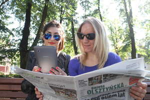 Już w sobotę specjalne wydanie gazety w języku migowym!