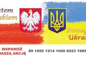 Jestem Polakiem, pomagam Ukrainie