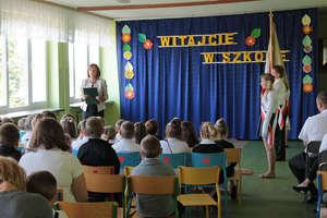 Nowy rok szkolny w Bisztynku i Grzędzie