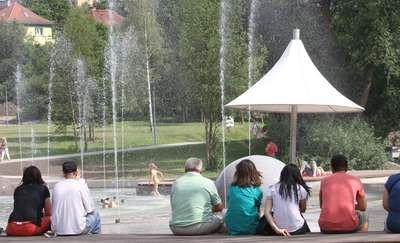 20. urodziny UWM i Dzień Dziecka w Parku Centralnym