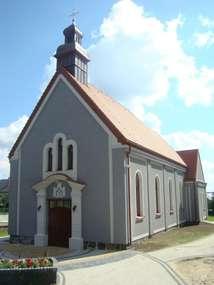 Kościół pw. Matki Boskiej Różańcowej w Turzy Wielkiej
